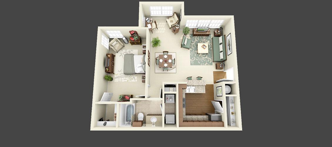 retreat at spring creek apartments - cleveland , tn 37311
