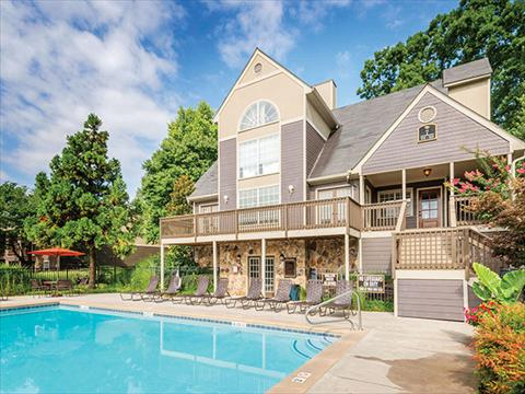 Spring Creek Apartments Chattanooga Tn